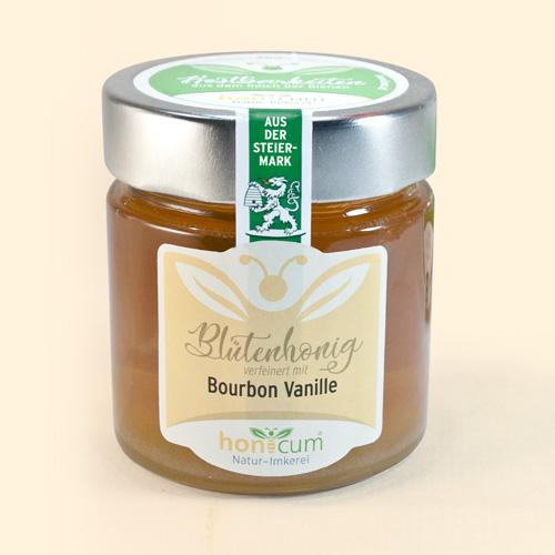 Honig mit Bourbonvanille